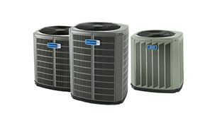 American Standard Air Conditioning Cooling Products